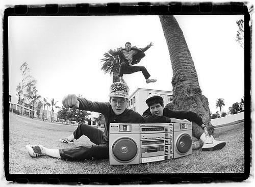 Beastie-Boys-1985-KXLU