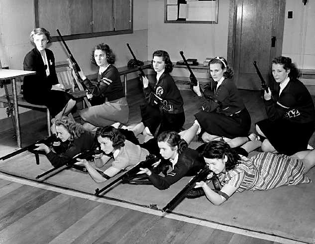 Clover-Park-Senior-High-School-Rifle-Club-1941